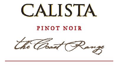 Calista Pinot Noir